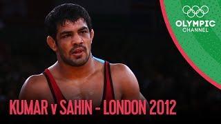 Download Sushil Kumar vs Ramazan Sahin - Freestyle Wrestling 66kg - London 2012 Olympics Video