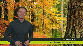 Download Thursday afternoon forecast 23/11/17 Video