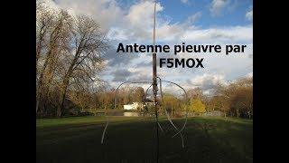 Download Par F5MOX, test et essais de mon antenne PIEUVRE au lac Daumesnil Video