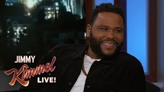 Download Anthony Anderson's Mom is Still Hanging Out with His Stalker Video