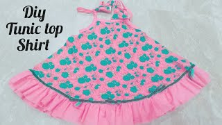 Download New trendy summer baby frocks design tutorial easy to make at home latest, baby /kids frock design Video