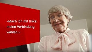 Download «Mach ich mit links: meine Verbindung wählen.» Video