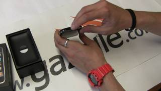Download iPhone 3G/3GS Sim Card Removal Tutorial - by Gazelle Video