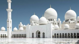 Download Shaikh Zayed Mosque Abu Dhabi *World's Beautiful Mosque* Video