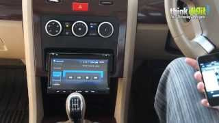 Download Experiencing the Tech Inside The Tata Safari Storme Explorer [Car Tech] Video