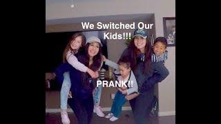 Download TWIN MOMS SWITCH CHILDREN PRANK!!! Video