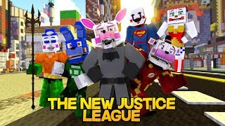 Download Minecraft Fnaf: Forming The Justice League (Minecraft Roleplay) Video
