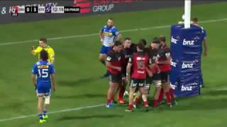 Download 2017 Super Rugby Round 9: Crusaders v Stormers Video