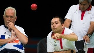 Download Boccia highlights from London 2012 Paralympic Games Video