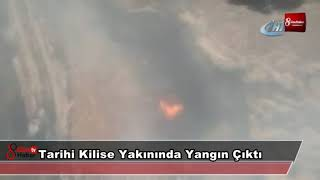 Download Tarihi Kilise Yakınında Yangın Çıktı 20 Ekim 2018 8gunhaber 1 Video