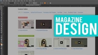 Download LEARN HOW TO DESIGN A MAGAZINE FOR FREE Video