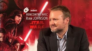 Download Rencontre avec Rian Johnson & Ram Bergman de Star Wars Episode VIII Les Derniers Jedi Video