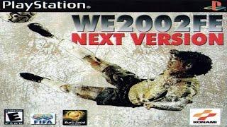 Download WE2002FE Next Version Winning Eleven 2002 Final Evoloution Next Version Video