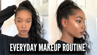Download MY 10-MIN EVERYDAY MAKEUP ROUTINE | Eris the Planet Video