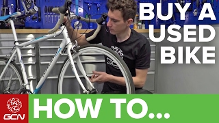 Download How To Buy A Used Bike – What To Look For When Buying A Second Hand Road Bike Video
