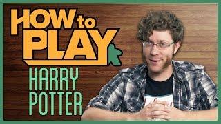 Download Harry Potter Board Game: How To Play w/ Ivan Van Norman Video