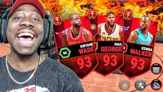 Download NEW UPDATE! LEAGUE vs LEAGUE TOURNEYS & MASTER SETS! NBA Live Mobile 16 Gameplay Ep. 47 Video