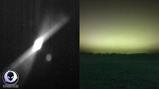 Download UFO ″ZAPS″ Man's Camera From Space! 5/8/17 Video