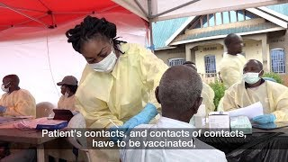 Download Working as a team to beat Ebola – Two days in North Kivu, the Democratic Republic of the Congo Video
