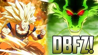 Download DBFZ: Combo After Shenron Summon! (and other assorted tasty cakes) Video