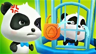 Download Help The Little Panda To Save The Town| Play Puzzle Game - Baby Panda Gameplay Video