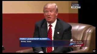 Download Donald Trump Says he doesn't ask God's Forgiveness: Bible says? Video