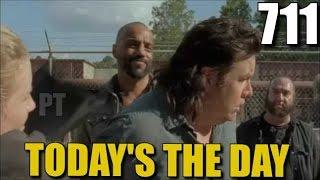 Download The Walking Dead Season 7 Episode 11 Hostiles and Calamities TWD 711 Video