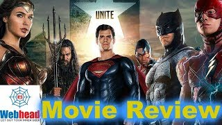 Download Justice League Movie Review (Non-Spoiler) | Webhead Video