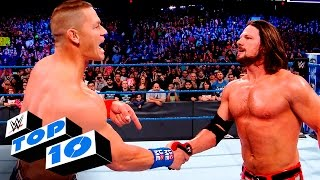 Download Top 10 SmackDown LIVE moments: WWE Top 10, Dec. 27, 2016 Video