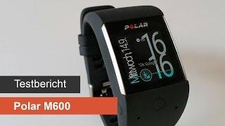Download Polar M600 im Test - die Android Wear Smartwatch für Sportler [deutsch] Video