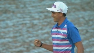 Download Top 10 shots on PGA TOUR in 2015 (excluding majors) Video
