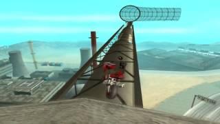 Download GTA SA BIKE PARKOUR [CUSTOM MAP] Video