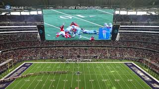 Download Watch: The Dallas Cowboys video tribute for Tony Romo Video