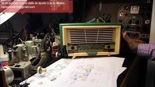 Download METODO REPARACION RADIO A 5 VALVULAS AÑOS 60 PARTE 1º Video