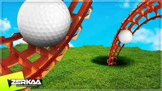 Download BIGGEST GOLF ROLLERCOASTERS! (Golf It) Video