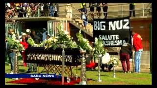 Download Big NUZ Sbu Khomo laid to rest Video