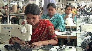 Download Camboya y Bangladesh, la máquina de coser de los países ricos Video