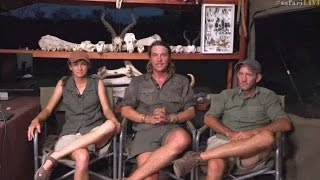 Download Safari Live : Fireside Chat with Brent, Jamie and James 6:45 PM Dec 04, 2016 Video