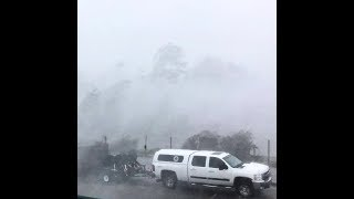 Download Hurricane Michael in Marianna, Florida - 10/10/2018 Video