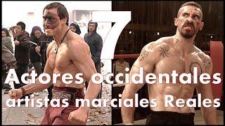 Download Actores que en la vida real son expertos en artes marciales (top 7 menores de 50 años) Video
