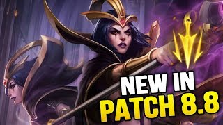 Download New in Patch 8.8 - Leblanc+Ahri reworks and more big changes! (League of Legends) Video
