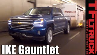 Download 2016 Chevy Silverado 6.2L vs Ike Gauntlet Extreme Towing Review (TFL Gold Hitch #1) Video
