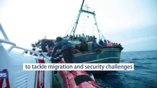 Download European Border and Coast Guard Agency official launch Video