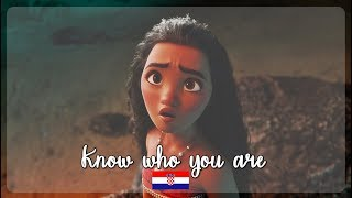 Download Moana / Vaiana: Know who you are (Croatian) S&T Video