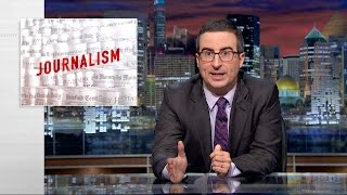 Download Journalism: Last Week Tonight with John Oliver (HBO) Video