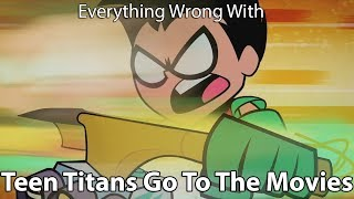 Download Everything Wrong With Teen Titans Go! To The Movies! Video