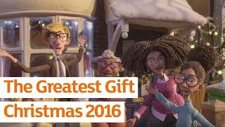 Download Sainsbury's OFFICIAL Christmas advert 2016 -The Greatest Gift Video