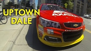 Download Takin' it to the streets with Dale Earnhardt Jr. Video