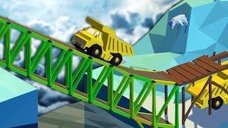 Download THE TALLEST BRIDGE | Poly Bridge #9 Video