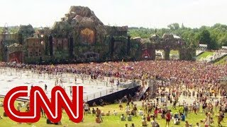 Download How to organize a music festival like Tomorrowland Video